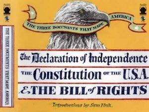 Bill of Rights First Amendment fundamental rights Second