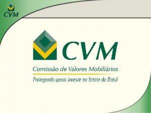 CVM organizao interna Relaes com Empresas Registros Relaes