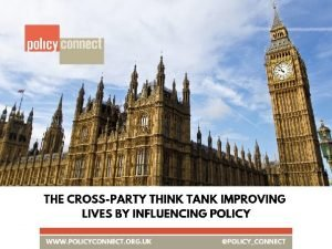 Overview Policy engagement The APPG for AT Accessible
