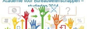 Academie voor Bureauwetenschappen studiedag 2014 Het programma 11