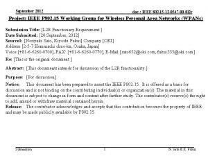 September 2012 doc IEEE 802 15 12 0547