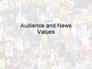 Audience and News Values The Suns Target Audience