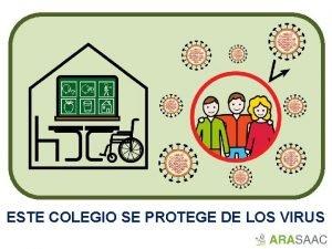 ESTE COLEGIO SE PROTEGE DE LOS VIRUS ESTE