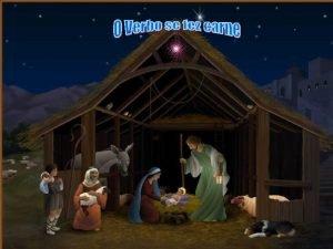 Natal mais uma vez Uma alegria contagiante domina