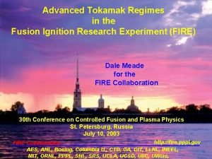 Advanced Tokamak Regimes in the Fusion Ignition Research
