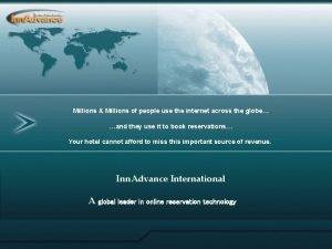 Millions Millions of people use the internet across