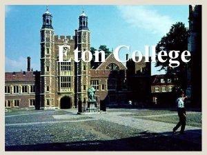 Eton College Motto Floreat Etona Let Eton Flourish