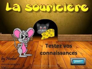 VERSION FRANAISE Belge 07 MARINA ANTONIOU CHRISTODOULOU Complte