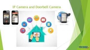 IP Camera and Doorbell Camera Techko V 12