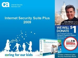 Internet Security Suite Plus 2009 Do You Know