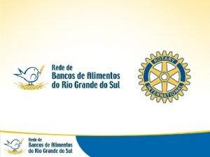 Investindo Contra a Fome Rio Grande do Sul