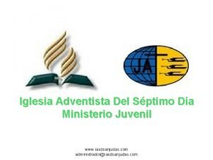 Iglesia Adventista Del Sptimo Da Ministerio Juvenil www