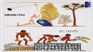 Cultivando a Terra Cultivando a Terra Caadores Egpcios