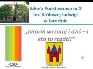 fot Adrianna Pawlak Szkoa Podstawowa nr 2 im