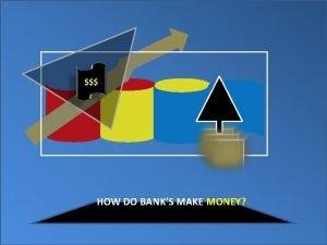 HOW DO BANKS MAKE MONEY BANKS INCOME PORTFOLIO