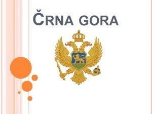 RNA GORA SPLONO Povrina 13 812 km 2