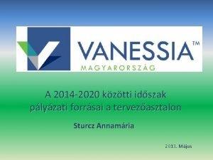 A 2014 2020 kztti idszak plyzati forrsai a