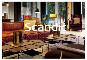 Scandic er Nordens strste hotellkjede med rundt 230