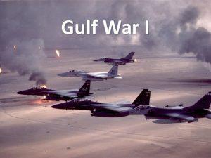 Gulf War I I Iraq Kuwait Dispute Kuwait