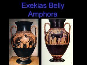 Exekias Belly Amphora Exekias Ancient Greek vase painter