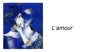 Lamour LES ENFANTS QUI SAIMENT JACQUES PRVERT Spectacle
