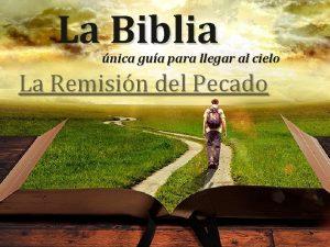 La Biblia nica gua para llegar al cielo