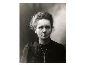 Marie SkodowskaCurie Marie SklodowskaCurie November 7 1867 July