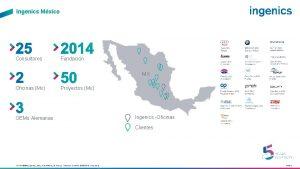 Ingenics Mxico Consultores Fundacin MX Oficinas Mx Proyectos