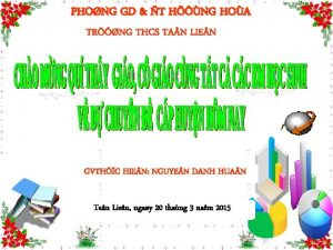 PHONG GD T HNG HOA TRNG THCS TA