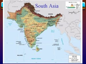 South Asia South Asia by majority religion Pakistan