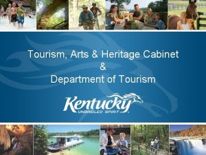 Tourism Arts Heritage Cabinet Department of Tourism Tourism