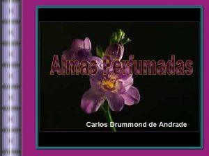 Carlos Drummond de Andrade Tem gente que tem