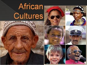 African Cultures Already KNOW NEED to Know Will