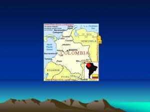 Colombia Por Mary Garlisch Y Lucio Herrera Colombia