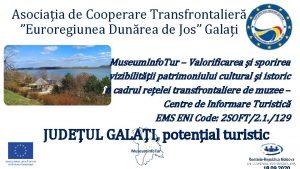 Asociaia de Cooperare Transfrontalier Euroregiunea Dunrea de Jos