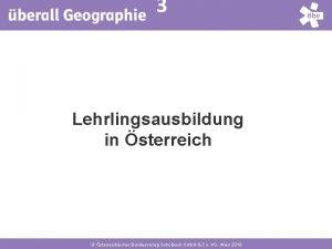 4 3 Lehrlingsausbildung in sterreich sterreichischer Bundesverlag Schulbuch