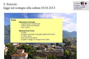 S Rusconi legge sul sostegno alla cultura 03