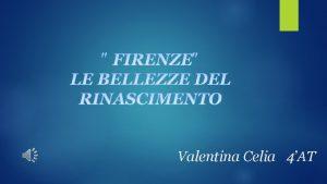 Valentina Celia 4AT Tondo Doni Michelangelo Artista Michelangelo