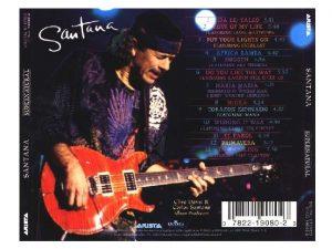 Africa Bamba Carlos Santana Toure Tidiane Toure Santana