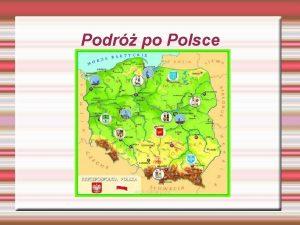 Podr po Polsce ZAKOPANE Zakopane znajduje si na