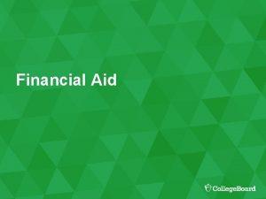 Financial Aid Financial Aid Myths and Tips Financial