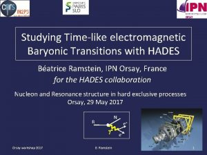Studying Timelike electromagnetic Baryonic Transitions with HADES Batrice