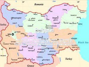 Bulgaria Localizata in Peninsula Balcanica Bulgaria se invecineaza