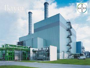 Bayer Historia En sus inicios en una modesta