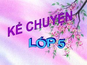 KIM BI C K Li cu chuyn Ting