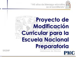 Contenidos La Modificacin Curricular concepto fundamentos legales y
