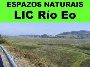 ESPAZOS NATURAIS LIC Ro Eo Incle a ra