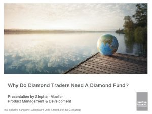 Picture Why Do Diamond Traders Need A Diamond