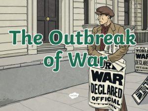 Aim I can explain why World War II