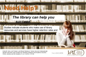 Need Help The library can help you succeed
